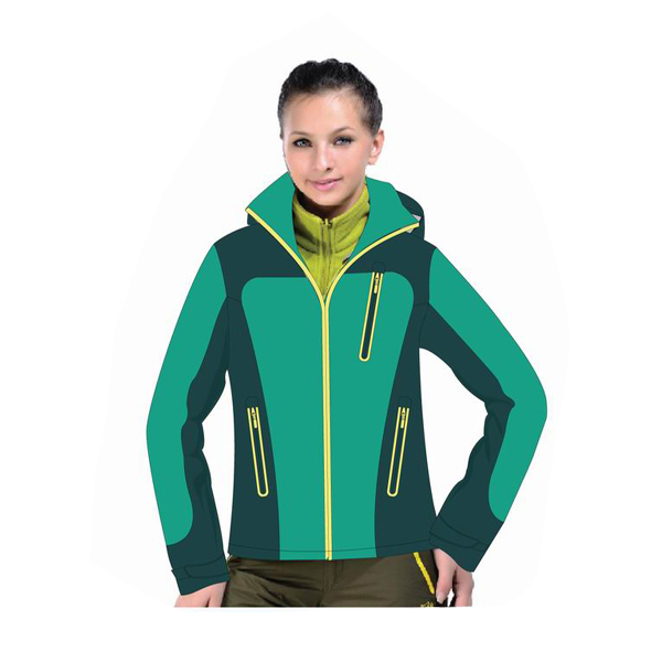 women outdoor ski jacket