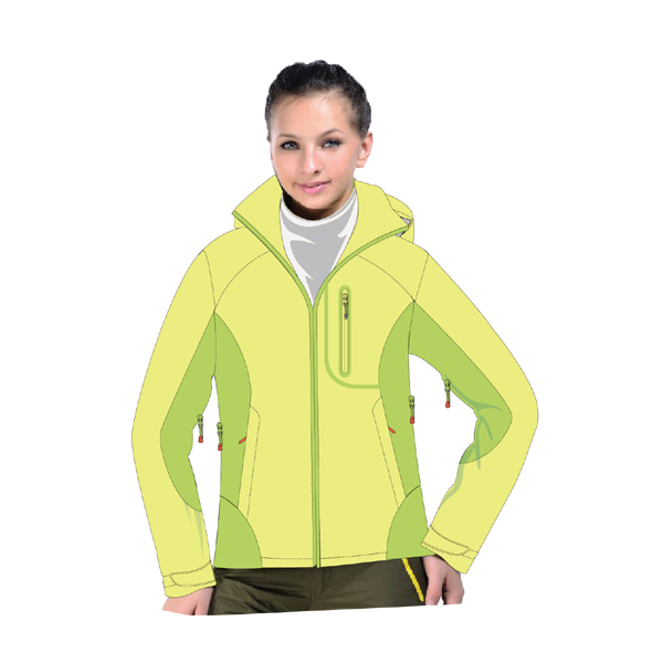 women waterproof ski jacket