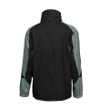 Stand colletto contrasto colore Softshell giacca